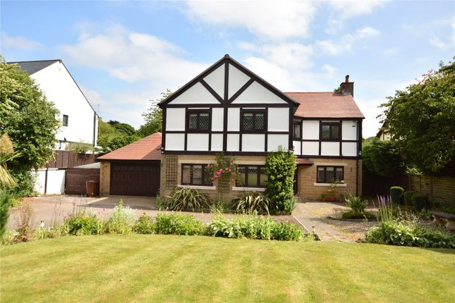 Thumbnail Detached house for sale in Park Avenue, Roundhay, Leeds, West Yorkshire