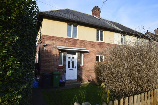 Thumbnail Semi-detached house to rent in Judith Butts Gardens, Shrewsbury
