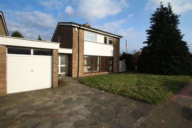 Thumbnail Detached house to rent in Pickhurst Lane, West Wickham