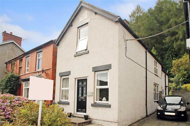 Thumbnail Cottage for sale in High Street, Glyn Ceiriog, Llangollen