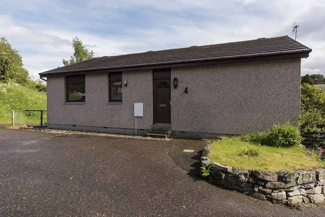 Thumbnail Bungalow for sale in James Court, Kingussie, Inverness-Shire, Highland