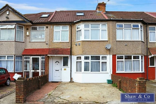 Thumbnail Terraced house for sale in Manor Avenue, Hounslow, Middlesex