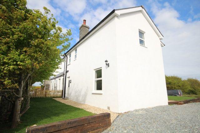 Thumbnail Semi-detached house for sale in Rockhead Street, Delabole
