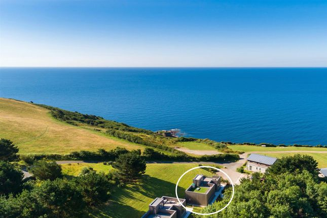 Thumbnail Detached house for sale in Talland Bay, Looe