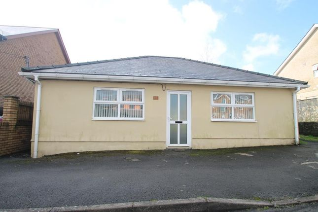 Thumbnail Bungalow for sale in Charles Street, Tredegar, Blaenau Gwent