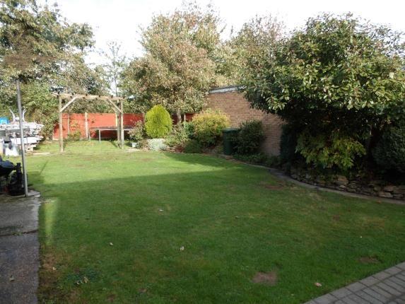 Garden of Forest Road, Bingham, Nottingham, Nottinghamshire NG13