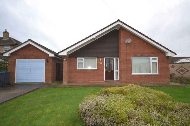 3 bed detached bungalow to rent in New Close Road, Little Thetford, Ely