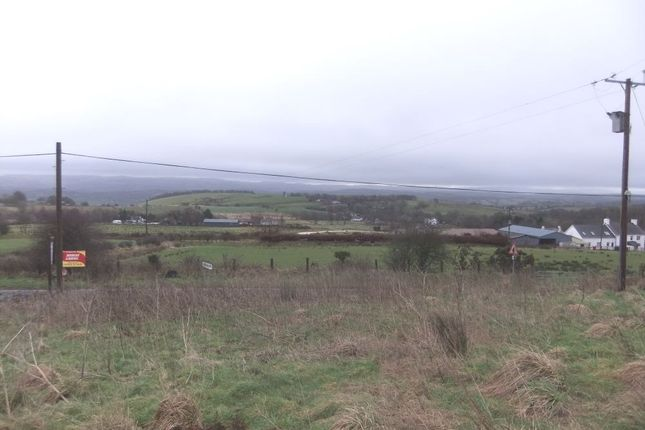 Thumbnail Land for sale in Part Of Llidiardau, Penuwch