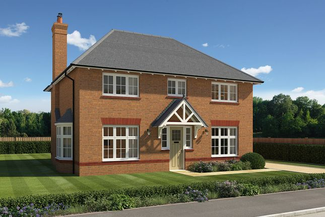 "Thumbnail Detached house for sale in ""Harrogate"" at Avon Industrial Estate, Butlers Leap, Rugby"