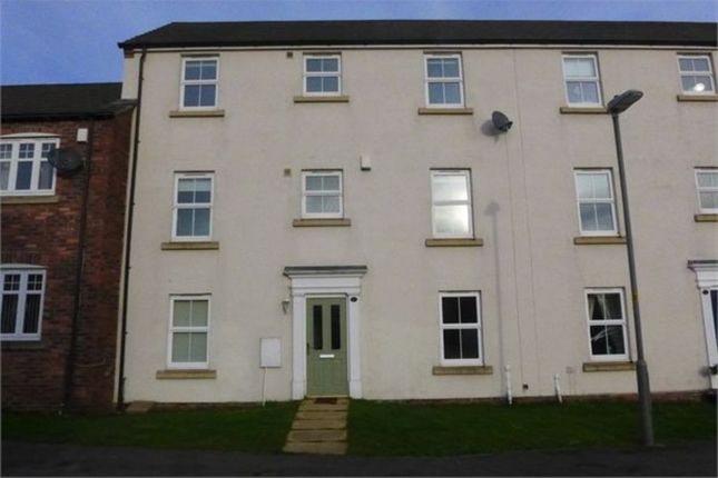 Thumbnail Town house to rent in Ayr Avenue, Colburn, Catterick Garrison