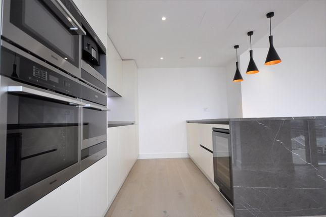 Thumbnail Flat to rent in Admiralty House, London Dock