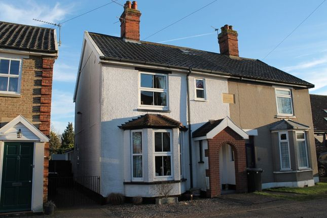 Thumbnail Semi-detached house for sale in Waveney Road, Diss