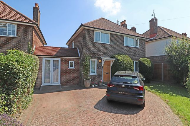 Thumbnail Link-detached house for sale in Nutfield Road, Merstham, Redhill