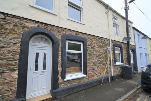 Thumbnail Terraced house to rent in Higher Maudlin Street, Barnstaple