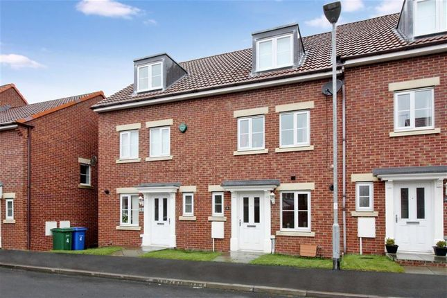 Thumbnail Terraced house for sale in Roxburgh Close, Seaton Delaval, Whitley Bay
