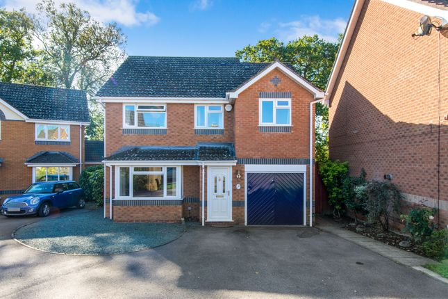 Thumbnail Detached house for sale in Prince Road, Rownhams, Southampton