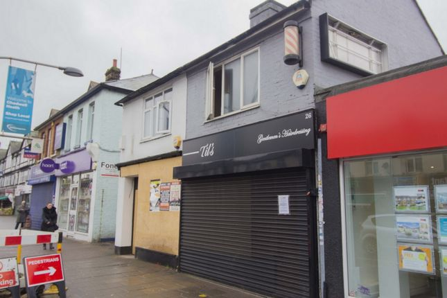 Thumbnail Property for sale in High Road, Chadwell Heath
