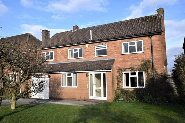 Thumbnail Detached house for sale in Broadfern Road, Knowle, Solihull