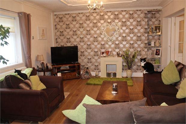 Lounge of Llewellyn Street, Pentre CF41
