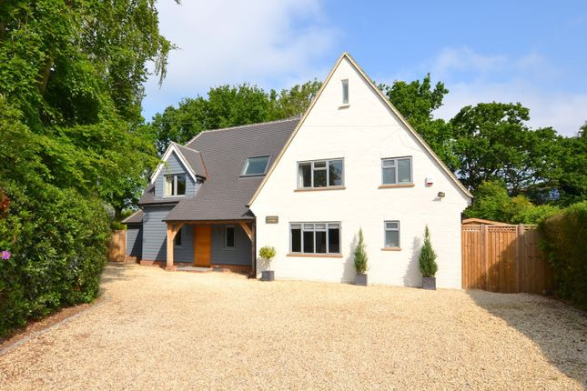 Thumbnail Detached house for sale in Edwin Road, West Horsley, Leatherhead