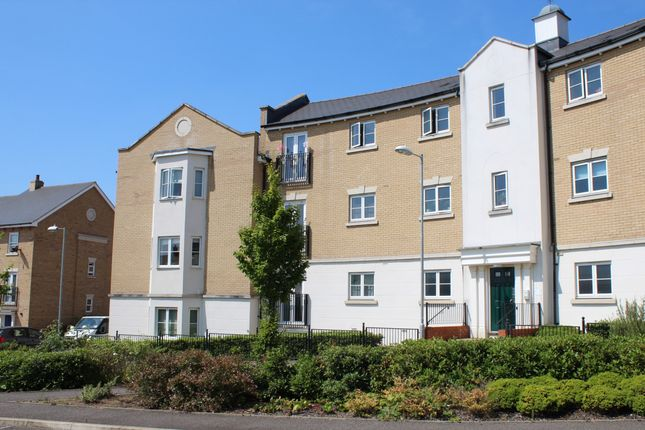 Thumbnail Flat for sale in Propelair Way, Colchester