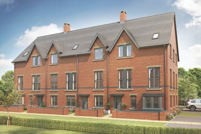 """5 bedroom property for sale in """"The Highmore"""" at Smisby Road, Ashby De La Zouch"""
