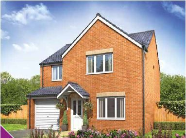 Thumbnail Detached house for sale in Anstee Road, Shaftesbury