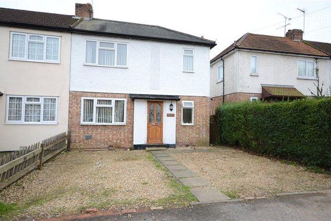 3 bed semi-detached house for sale in Roberts Road, Aldershot