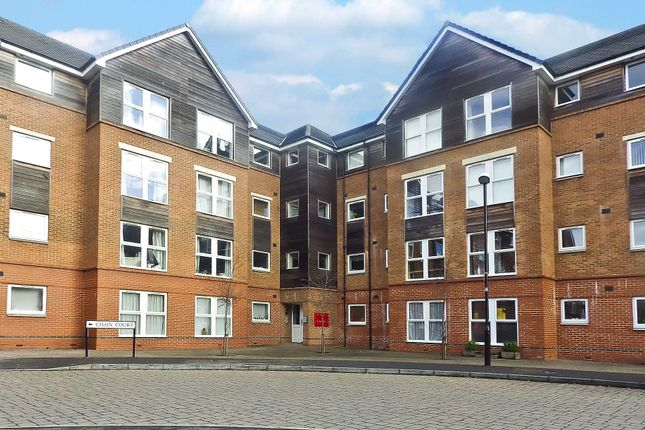 Thumbnail Flat to rent in Thistle House, Swindon, Wiltshire