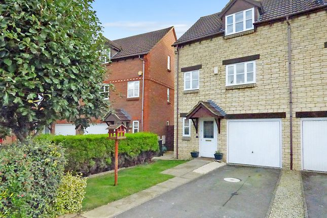 3 bed town house for sale in Bridge Court, Westbury