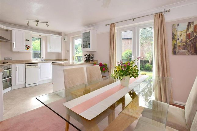 Thumbnail End terrace house for sale in Tilden Close, High Halden, Kent