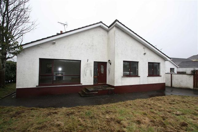 Thumbnail Detached bungalow for sale in Craigs Road, Ballynahinch, Down