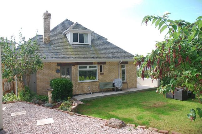 Thumbnail Detached bungalow for sale in Greenway Terrace, Priory Road, Torquay