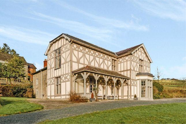 Thumbnail Detached house for sale in Knighton, Knighton, Powys