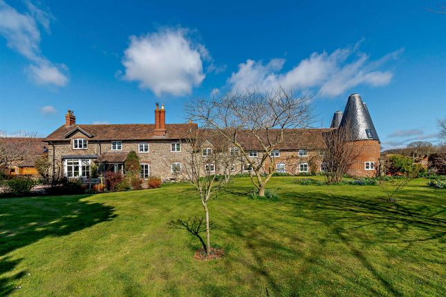Thumbnail Country house for sale in Monkhide, Ledbury, Herefordshire