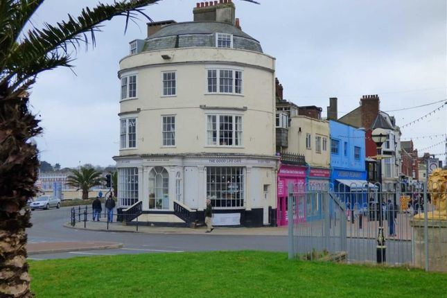 Thumbnail Commercial property for sale in The Carriages, Victoria Street, Weymouth