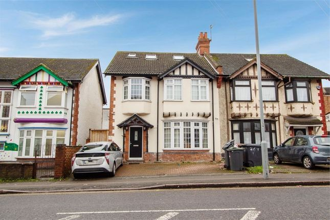 Thumbnail Semi-detached house for sale in Dunstable Road, Luton, Bedfordshire