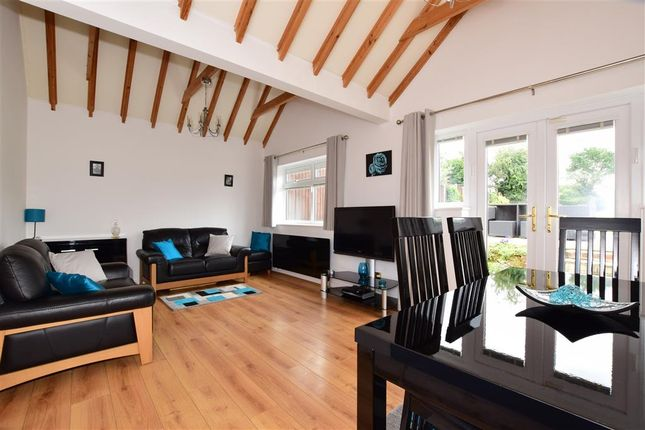 Thumbnail Semi-detached bungalow for sale in Rectory Chase, Little Warley, Brentwood, Essex