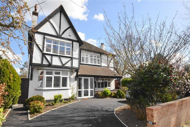 Thumbnail Detached house for sale in Victoria Avenue, Southend-On-Sea