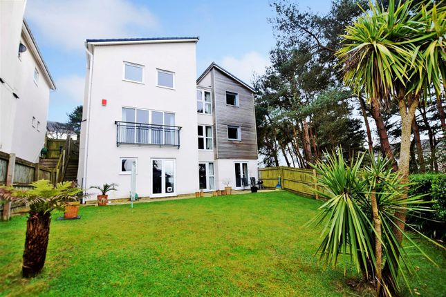 Thumbnail Detached house for sale in Charlcombe Rise, Portishead, Bristol