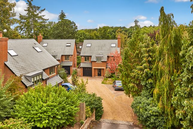 Thumbnail Detached house for sale in Bylands, Woking