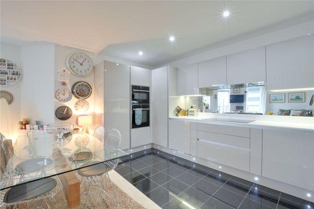 Kitchen Area of Merchants House, Collington Street, London SE10