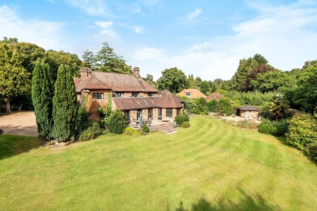 Thumbnail Detached house for sale in Tudor Close, Pulborough