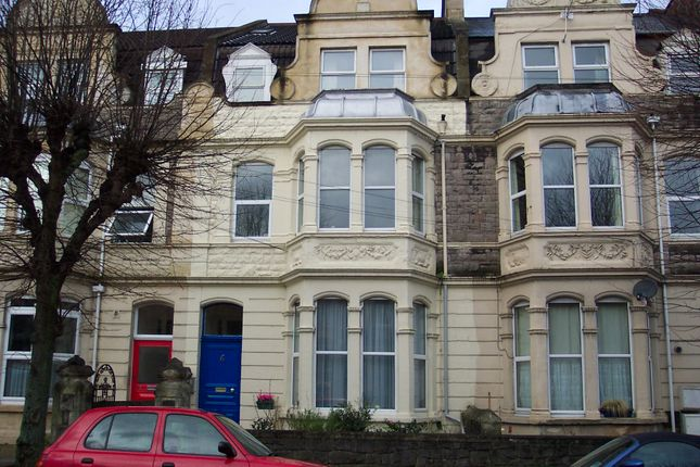 Thumbnail Maisonette to rent in Graham Road, Weston-Super-Mare
