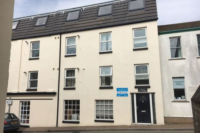 Thumbnail Flat to rent in Derby Road, Peel, Isle Of Man