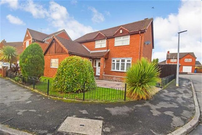 Thumbnail Detached house for sale in Daisyfield Drive, Bilton, East Yorkshire