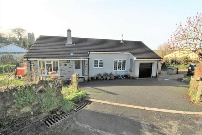 Thumbnail Detached bungalow for sale in Baber Close, St Dominick