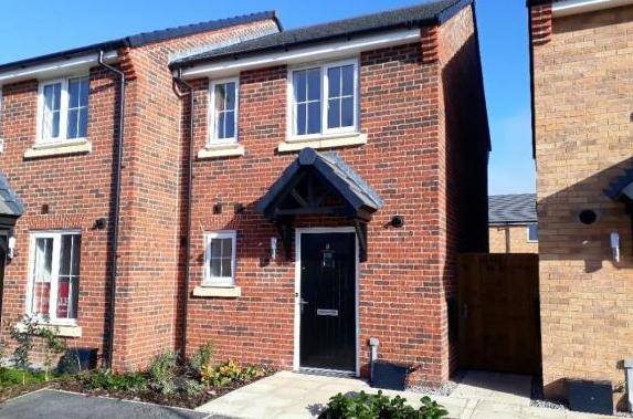 Thumbnail Semi-detached house for sale in Congleton Road, Sandbach