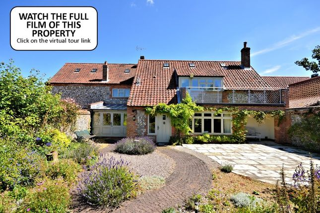 Thumbnail Detached house for sale in The Green, East Rudham, King's Lynn