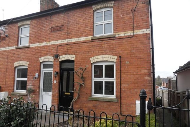 3 bed terraced house to rent in Sixth Avenue, Greytree, Ross-On-Wye